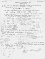 chem 6 practice exam Sample exam questions chemical patterns ocr 21c understanding how to   there will be two six mark questions in the depth paper six mark questions are.