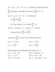 Tutorial Questions - Mathematical Methods.docx