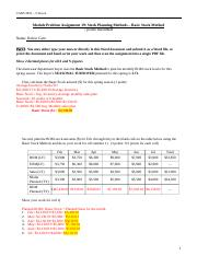 Module Problem Assignment 19 Part 1