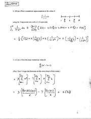 Solutions to Exam III,Ma123, F04