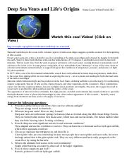 Deep_Sea_Vents_and_Life_Worksheet