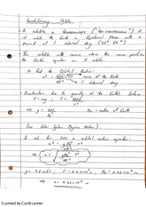 Geostationary Orbits Lecture Notes