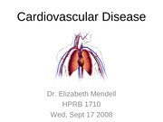 Cardiovascular_Disease_Lecture_Fall08_WebCT