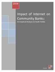 Internet Project Internet on Community Banks _14_
