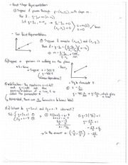 Lecture 6 Notes 2