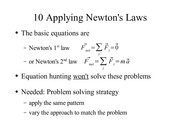 10ApplyingNewton