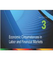 Chapter 3-Economic Circumstances in Labor and Financial Markets.pptx