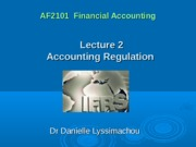 L2 Accounting Regulation_with solutions