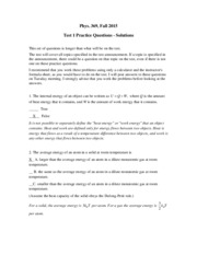 Phys 369 2015 test 1 practice questions solutions