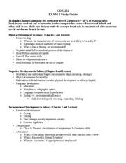 English Study Guide - California High School Exit ...