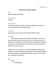 informative speech about soccer Ask new question sign in speech writing speeches  how can i write an  informative speech about soccer what are some tips to write a.