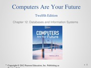 cayf12e_Chp 12 - Databases and Information Systems