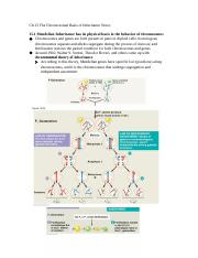 Ch.15 The Chromosomal Basis of Inheritance Notes.docx