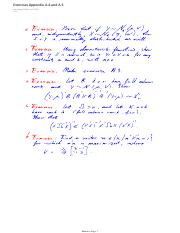 LM - Exercises Solutions 1-6