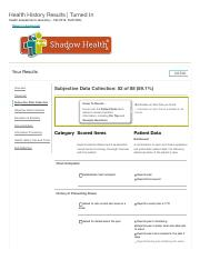 Shadow Health Tina Jones Health History.pdf