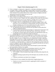 CIS300 Chapter 2 Review Questions.docx