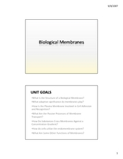 Biological Membranes5 [Compatibility Mode]