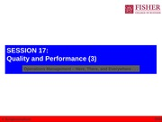 17_Quality and Performance (3)_STD