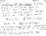Stochastic Collisions notes