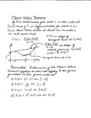 12.Mean Value Theorem 2
