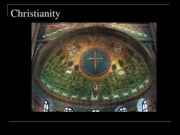 Christianity Lecture 1(1)