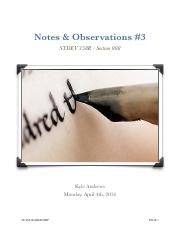 Notes & Observations #3.pdf