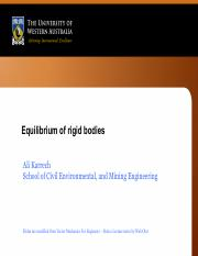 Week 8 - Equilibrium of rigid bodies.pdf