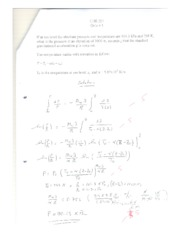 KING FAHD UNIVERSITY CHEMICAL ENGINEERING COURSE NOTES (Fluid Mechanics)-4-Qz1-sol
