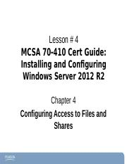 Chapter4Windows2012-70-410 ce