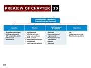 Chapter 10 PowerPoint Slides