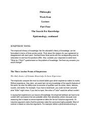 Philosophy  LECTURE FOUR PART FOUR.pdf