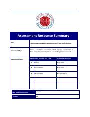 HLTINF004 Assessment Tool.pdf