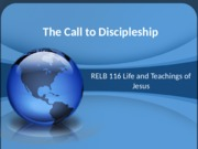 The_Call_to_Discipleship