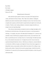 Monuments Synthesis Essay.docx