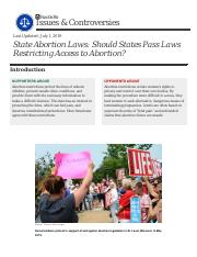 Federalism.State Abortion Laws.pdf
