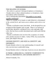 Gender and Sexuality Lecture Notes(1).docx
