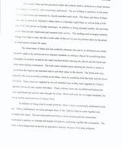 ANTH 2011 Ritual Essay Example (Teacher Approved Upload)