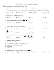 11U Exam Review Part 1
