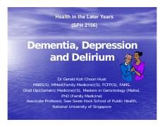 Week 5 Lecture Dementia_ Delirium and Depression.pdf