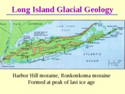 Lecture 10 - Long Island and NYC Water