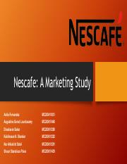 Nescafe • A Marketing Perspective.pdf