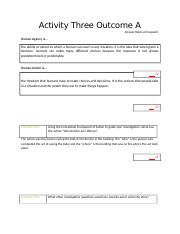 Human Agency and Human Action worksheet.docx