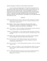 cja 394 criminal justice overview paper