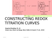 12- CONSTRUCTING REDOX TITRATION CURVES (1)