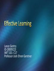 Effective Learning.pdf