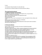 biology beetroot lab report When you need writing help with your beetroot lab report, you can simply consult our laboratory report writerswe have experience with report writing and.