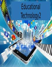 An Overview of Educational Technology2.pptx