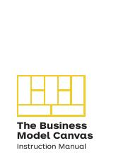 the-business-model-canvas-instruction-manual
