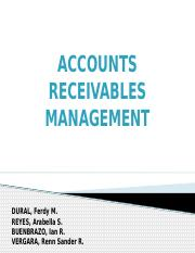 Team Galing_Account Receivables Management.pptx