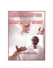 Paul_Gabanek_Ministry_of_the_Holy_Spirit_in_my_life